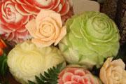 水果雕刻课