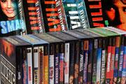 电影及DVD收藏