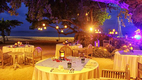 Samabe Cave Dinner